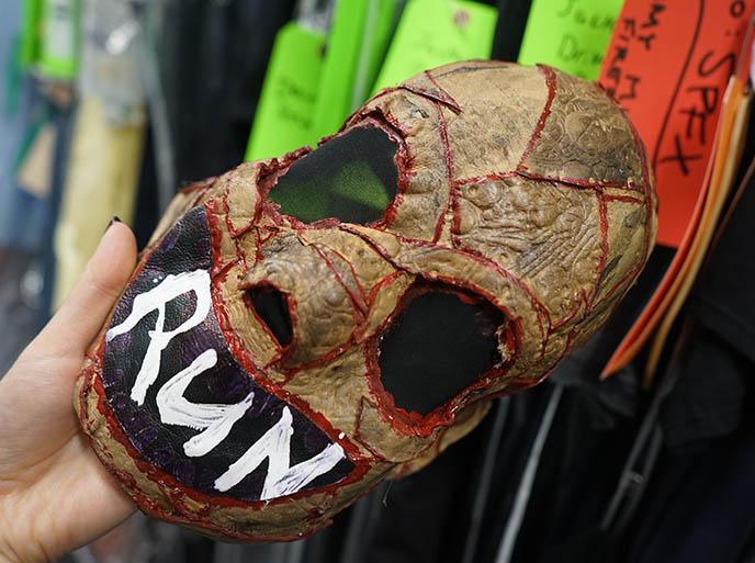 scariest purge masks, costumes halloween