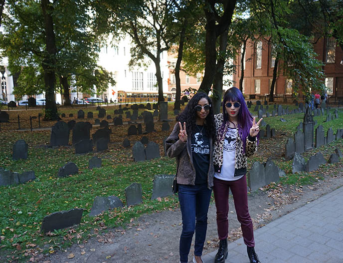 goth boston ma, gothic attractions haunted