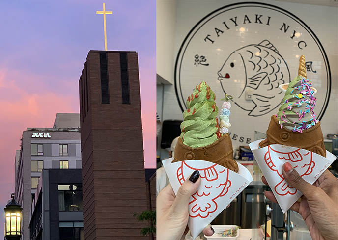 taiyaki nyc boston unicorn ice cream