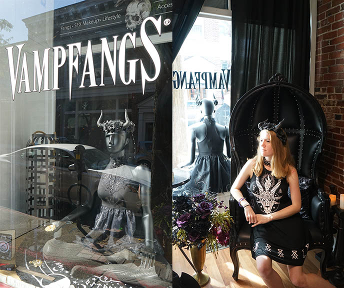 vampfangs salem boutique vampire store