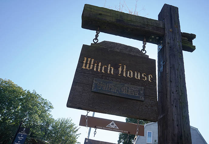 salem witch house museum tour admission