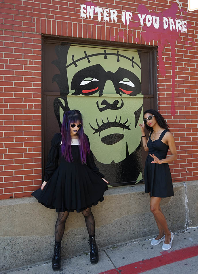gothic salem Massachusetts goths tourism traveling
