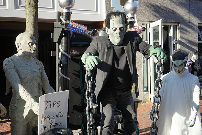 frankenstein performer costumes classic horror monsters