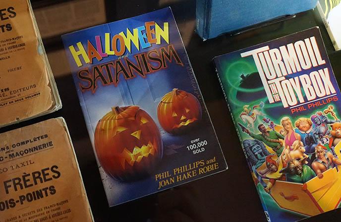 1980s satanic panic books funny 80s satan