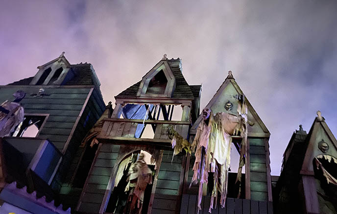 halloween haunted houses vancouver canada