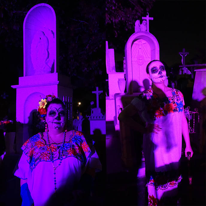 tourism mexico day of dead parades