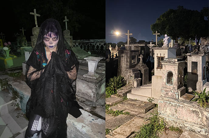 day of the dead goth tour mexico travels
