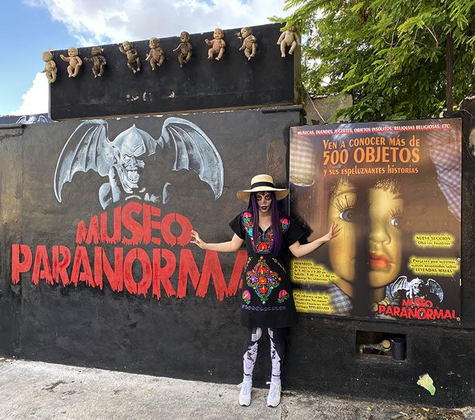Museo Paranormal de Yucatán merida