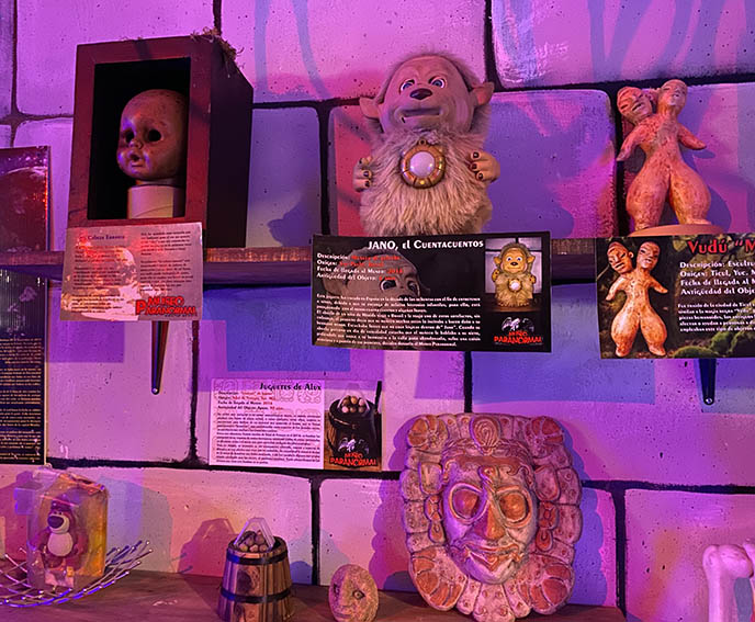 scary haunted toys collection mexico