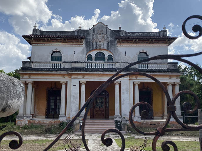 haunted hacienda merida historic house