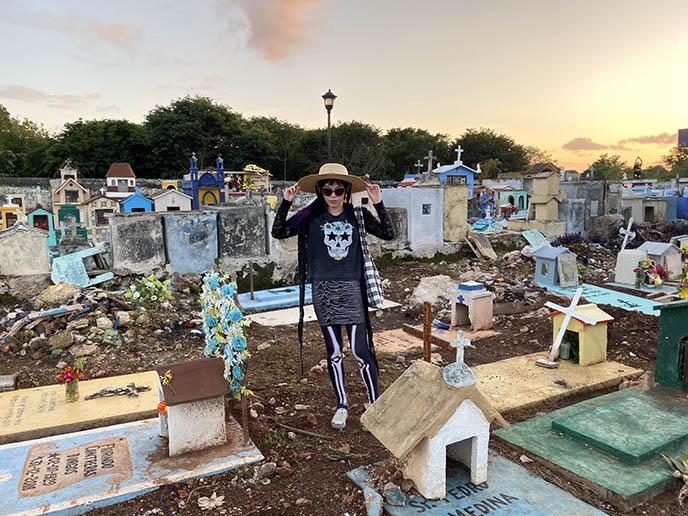Izamal municipal cemetery