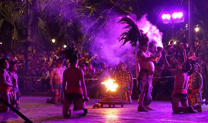 Pok-A-Tok ancient mayan ball game
