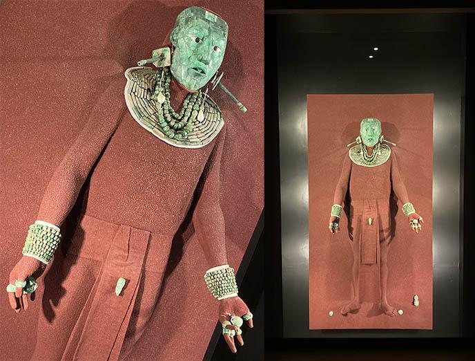 palenque green death mask, K'inich Janaab' Pakal