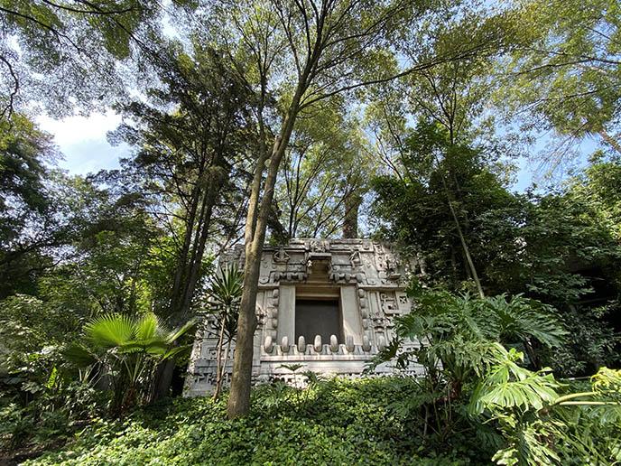 ancient mayan ruins mexico city anthropologia