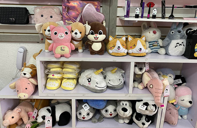 kawaii japanese j-pop culture shops mexico city