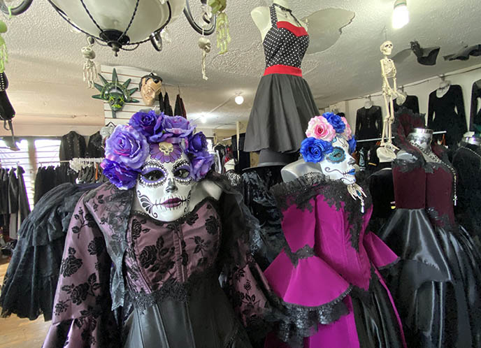 gothic clothing stores mexico city goths