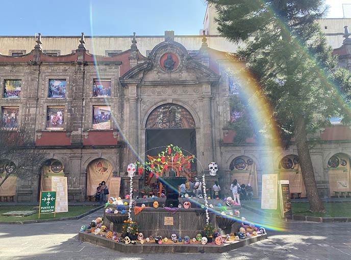 Museo Nacional de Culturas Populares cdmx