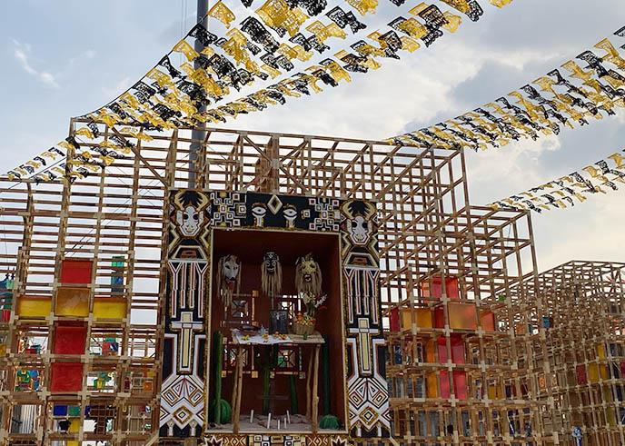 Day of the Dead zocalo parade mexico city