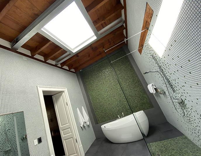modern bathroom luxury mexico city hotel