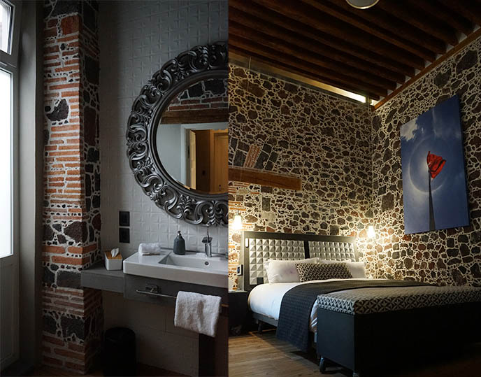 architecture design hotels mexico city