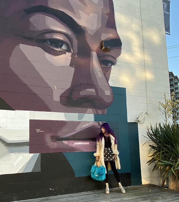 instagrammable vancouver spots walls, murals instagram vancouver accounts style