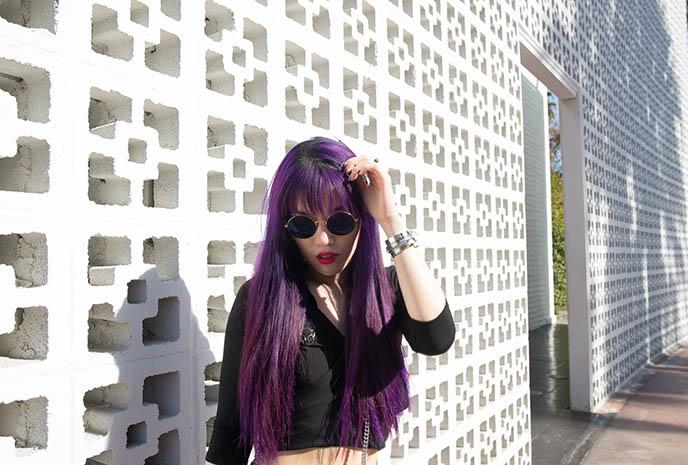 fashion blogger palm springs california guide