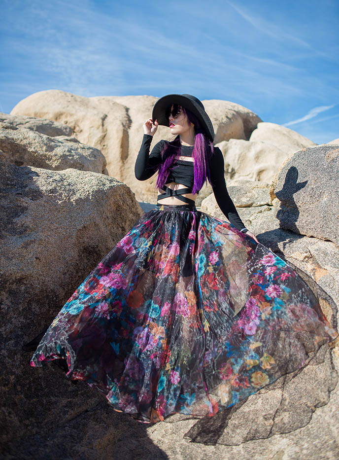 joshua tree fashion modeling model editorial magazine