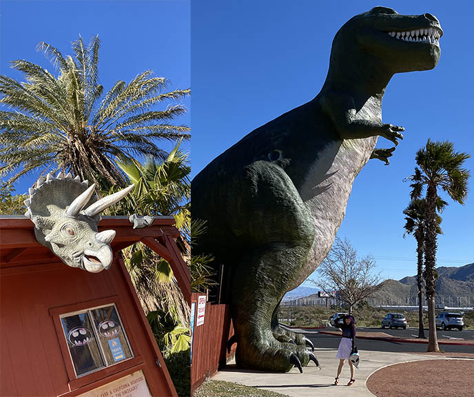 pee wee dinosaurs cabazon