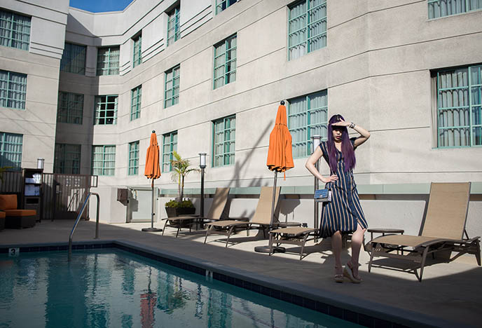 orlando hotel los angeles boutique hotels swimming pool