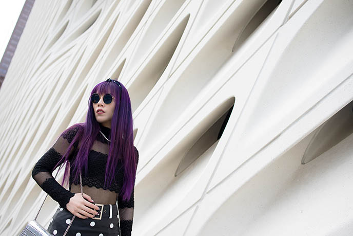 the broad museum instagrammable la walls photo spots