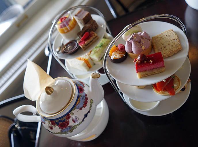 high tea scones empress fairmont hotel