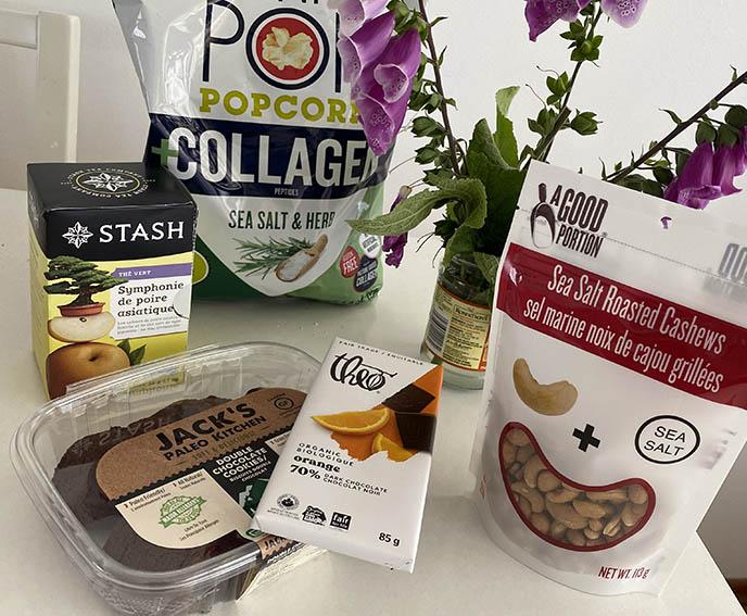 collagen snacks paleo keto snack brands review