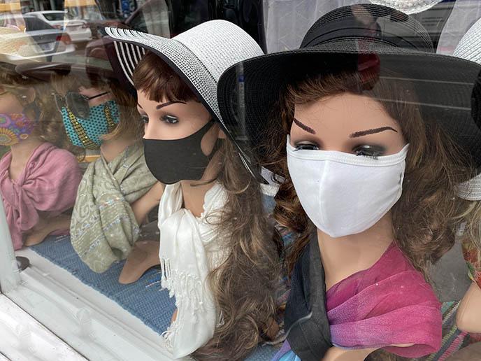 designer face mask store boutique masks