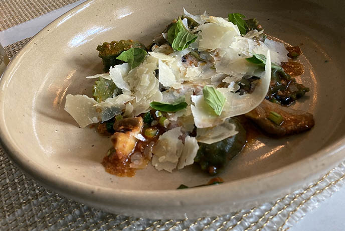 courtney room menu victoria bc pasta food