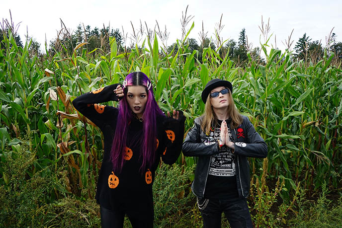 haunted corn maze vancouver maan farms abbotsford mazes