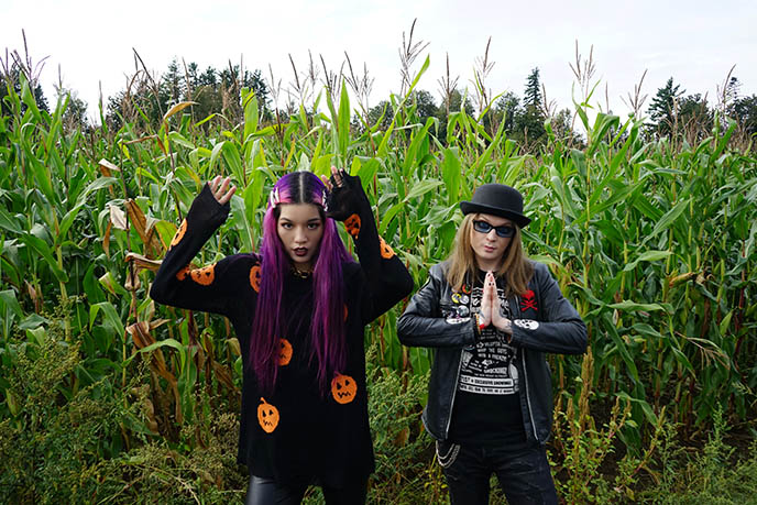 Haunted Corn Maze & Pitch Black maan abbotsford