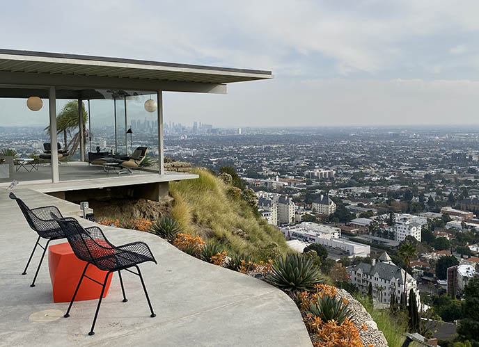 visiting stahl house la design travel guide