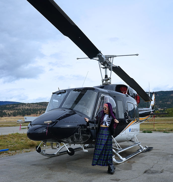 coldstream helicopters rides okanagan bc