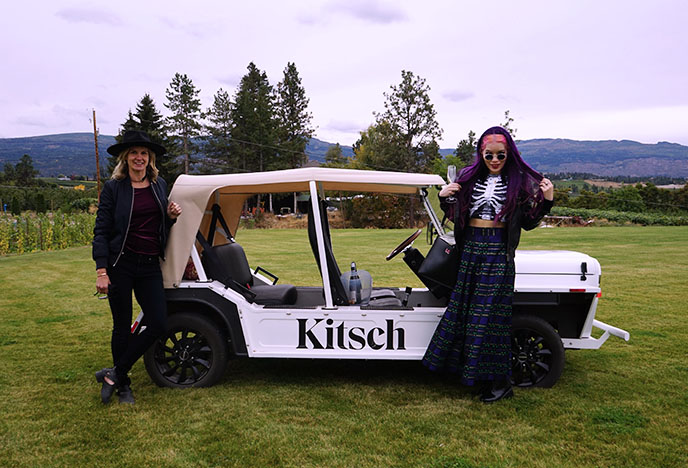 kitsch wines owner vineyard winery kelowna