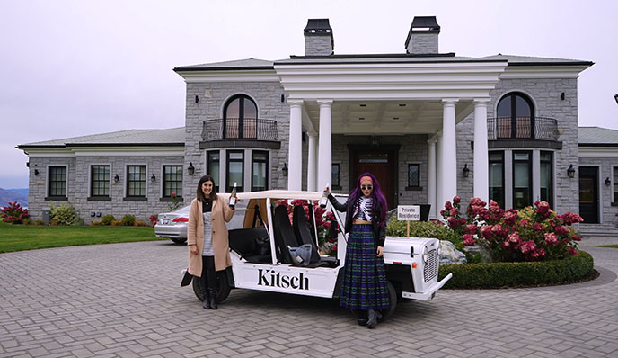 kitsch winery wedding venue rental events