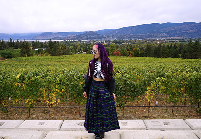 kelowna instagram vineyards most instagrammable wineries