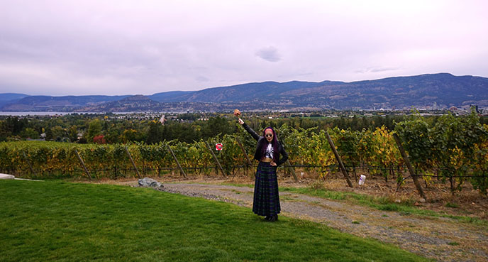kelowna scenic photography locations fashion blogger