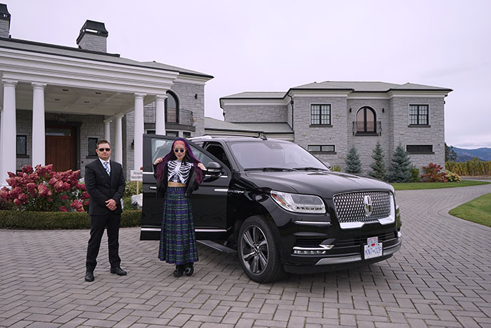 hire driver concierge chauffeur okanagan executive rentals