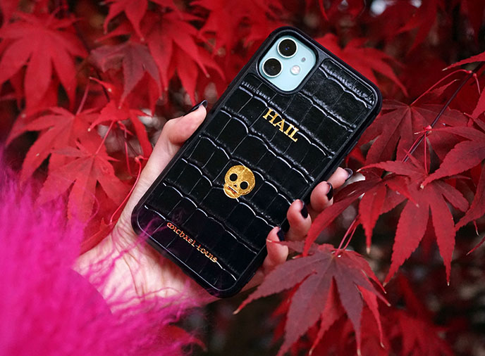 iphone 11 phone case designer luxurious customized