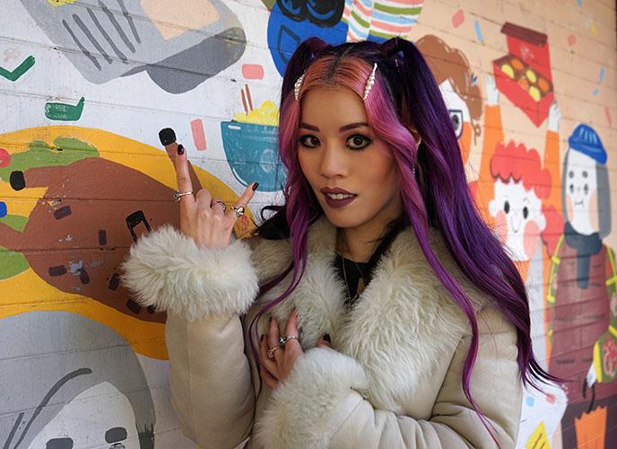 the satanic temple girl woman bipoc asian satanists color