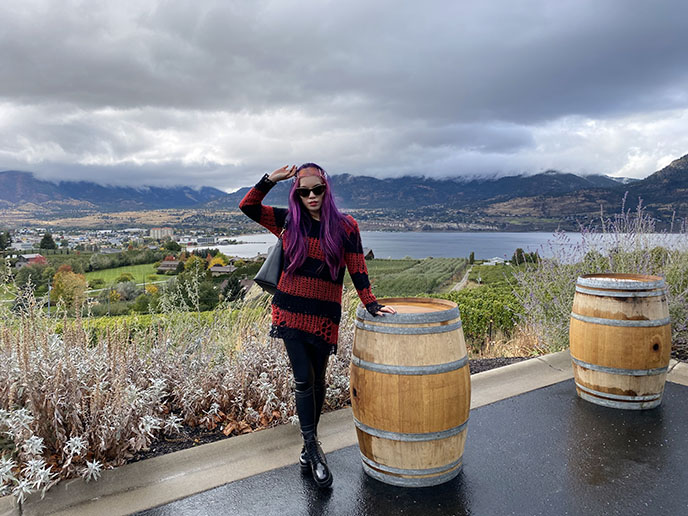 instagrammable kelowna bc canadian instagrammers fashion