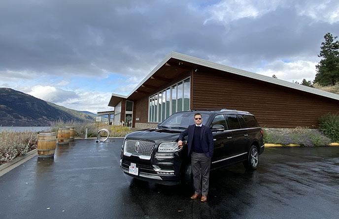okanagan executive rentals car review jeremy