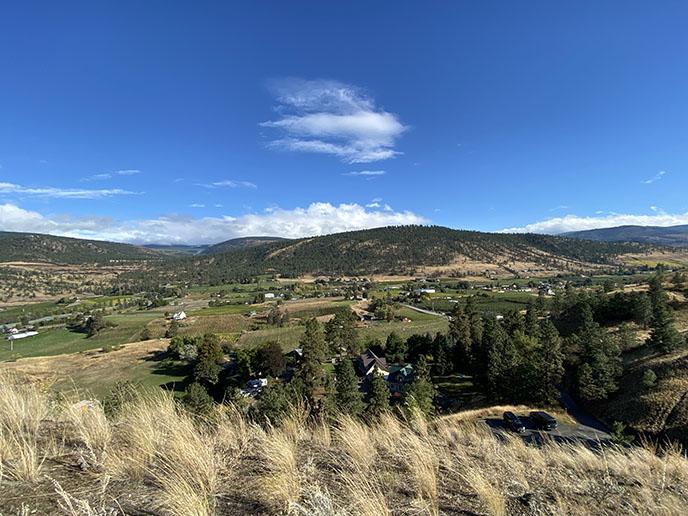 kelowna bc hikes mountain