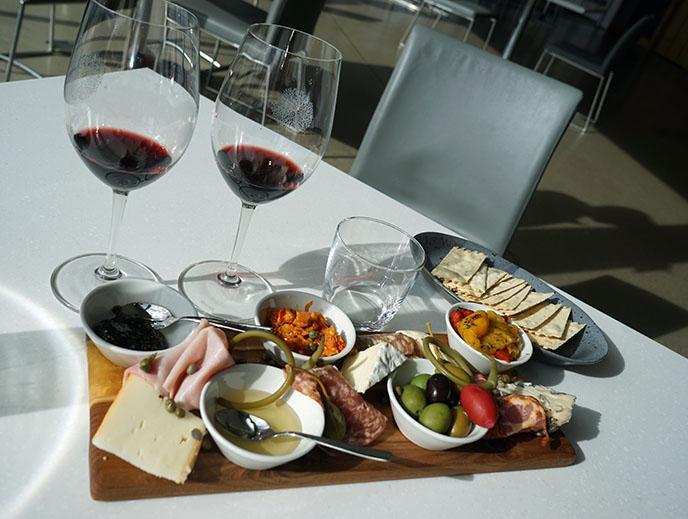 poplar grove cheese wine pairting restaurant