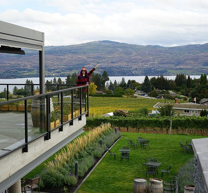 naramata wineries mount boucherie wine tour
